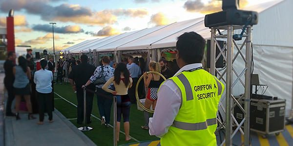 Party security guards & bouncers Perth