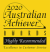 Australian achiever highly recommended