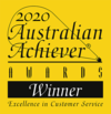 Australian achiever highly winner